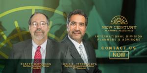 New Century Goes International